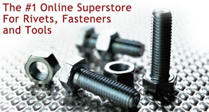 #1 Online Superstore for Fasteners