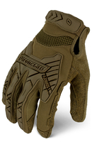 TACTICAL IMPACT GLOVE COYOTE