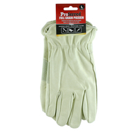 PROFERRED INDUSTRIAL GLOVES - M PIGSKIN