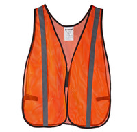 PROFERRED High Visibility VEST - Universal, Orange, Unrated